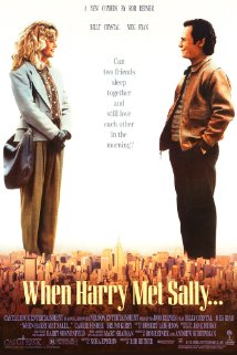 Harry and Sally have known each other for years, and are very good friends, but they fear sex would ruin the friendship.