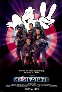 The discovery of a massive river of ectoplasm and a resurgence of spectral activity allows the staff of Ghostbusters to revive the business.