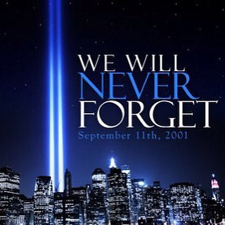 #neverforget #9/11 #nyc