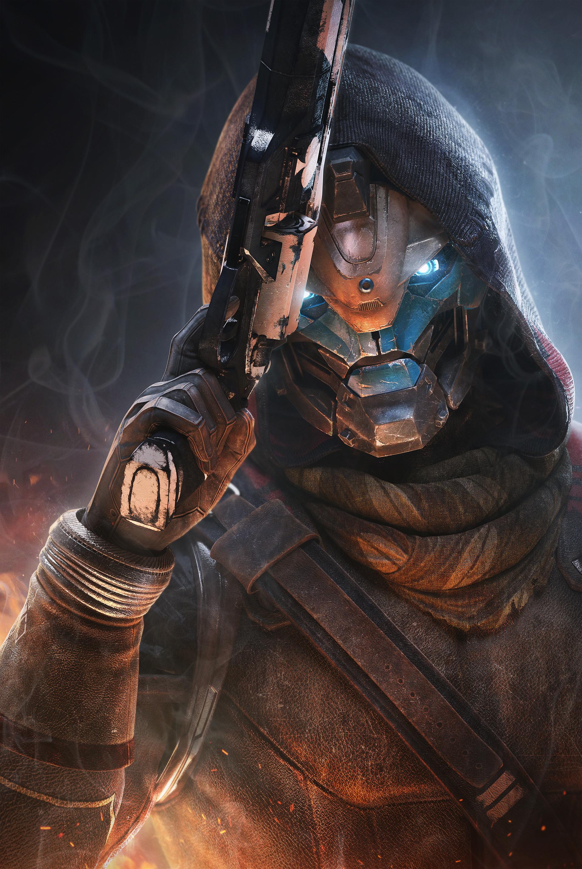 Destiny 2: Forsaken — Joseph Biwald