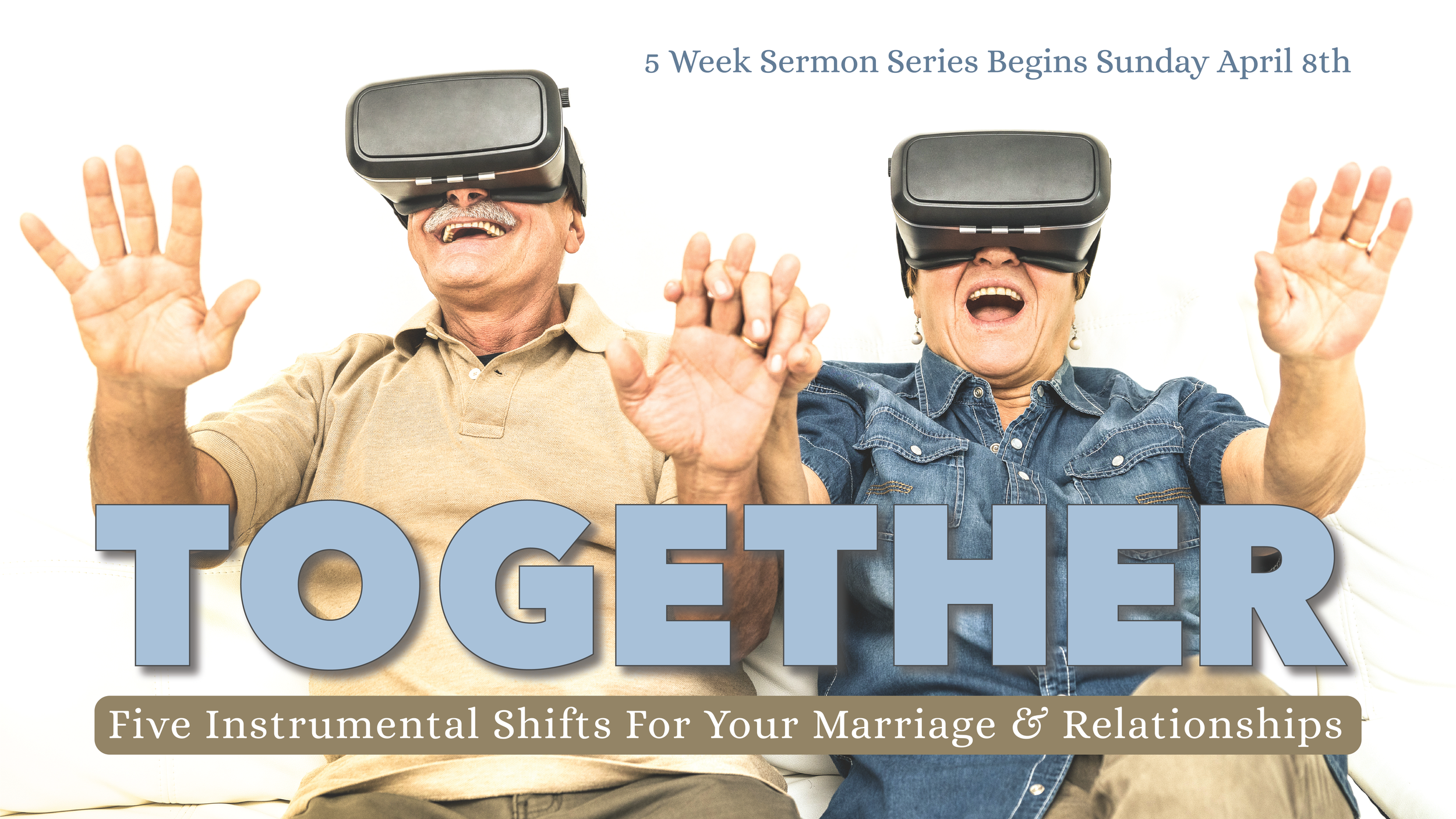 Together, A Sermon Series on Marriage — All of Life Church
