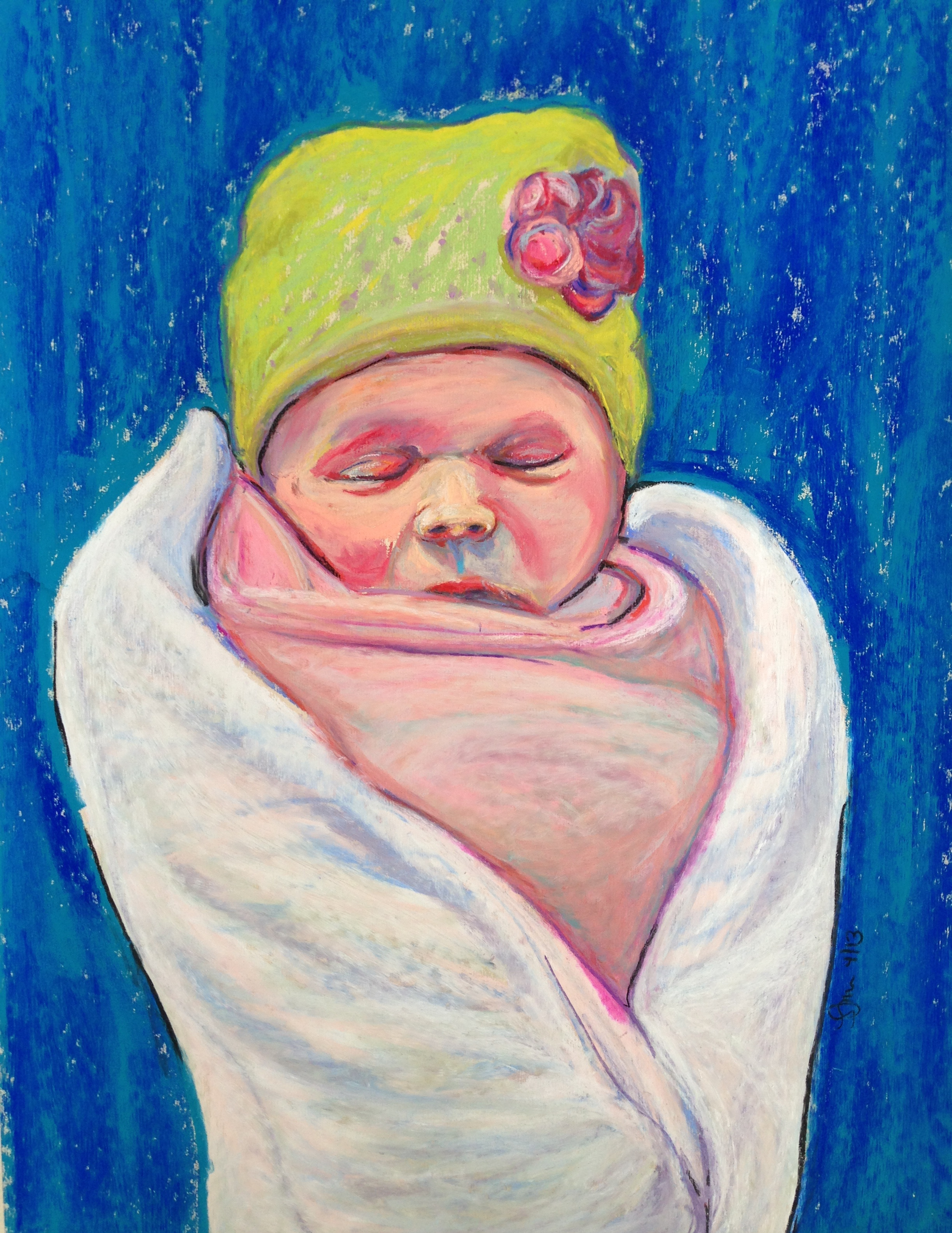 Gift Idea: portrait of loved one