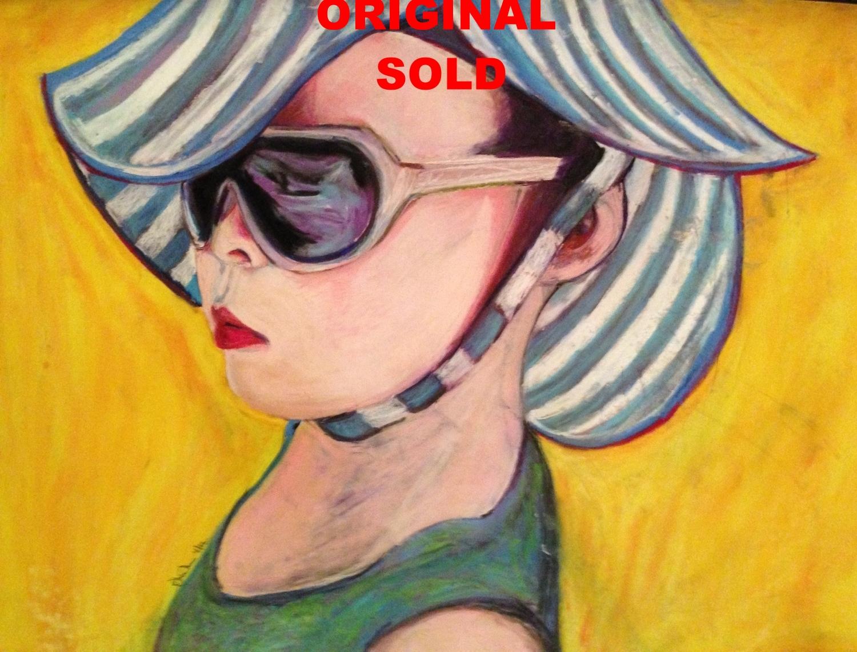 Solar Solace ORIGINAL SOLD