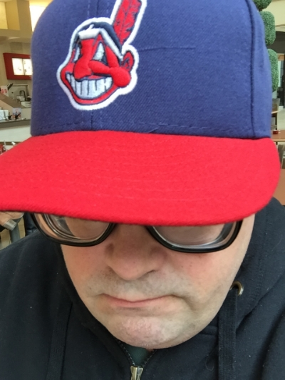 This is my new thing, whenever I visit a city I like to purchase the baseball team of where I was. I just love baseball caps lately. Only one I can't do is Boston, sorry I love ya but my Yankee pinstripe blood won't allow it.