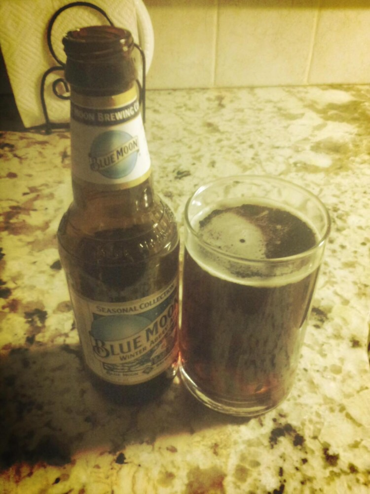 """Another one of my go to """"fancy"""" beers. No need for fruit"""
