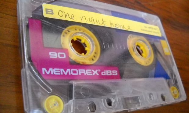 This is why HEAL is coming out on cassette. I miss the days of boomboxes and mix tapes.
