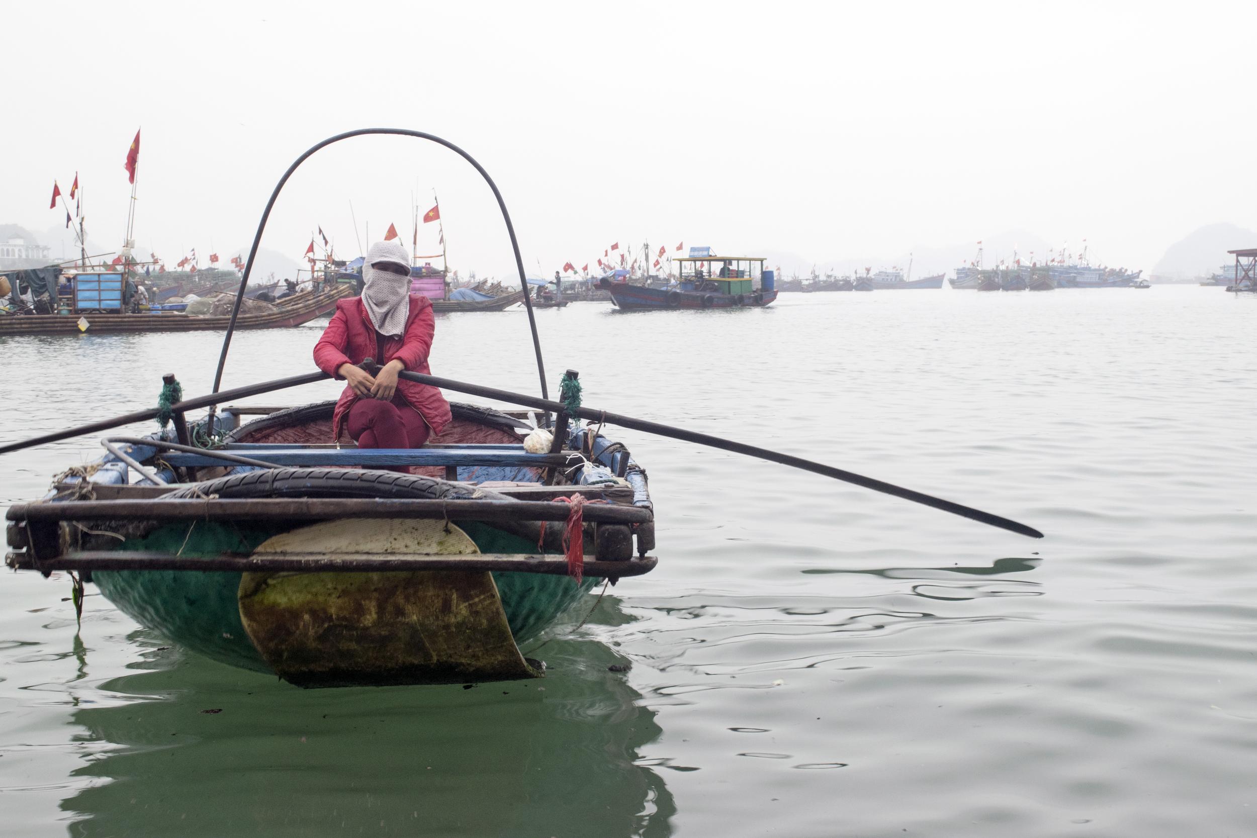 Cat Ba, Ha Long Bay, Vietnam 2015