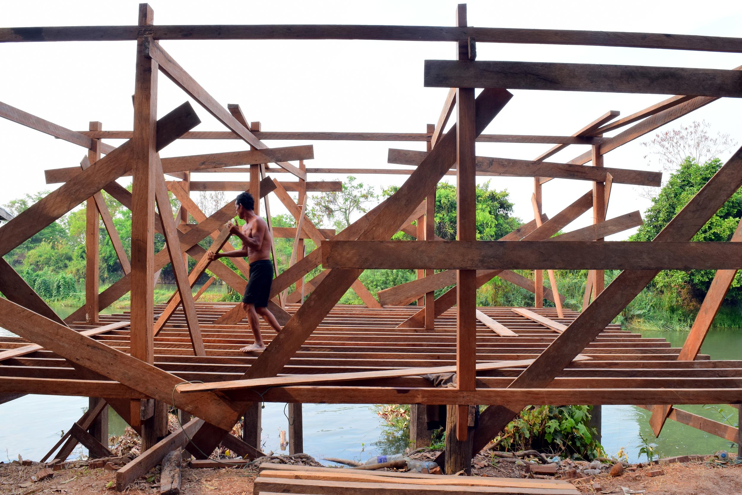 Don Det, 4000 Islands, Laos 2015