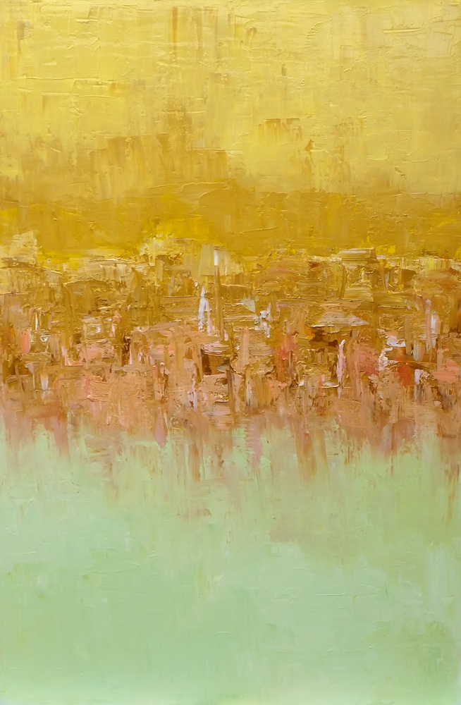 Jessica Hammond, Pastel Haze