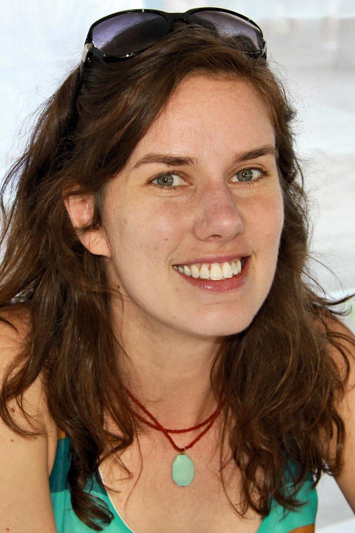 Leslie Jamison. Photo courtesy of Wikimedia Commons.