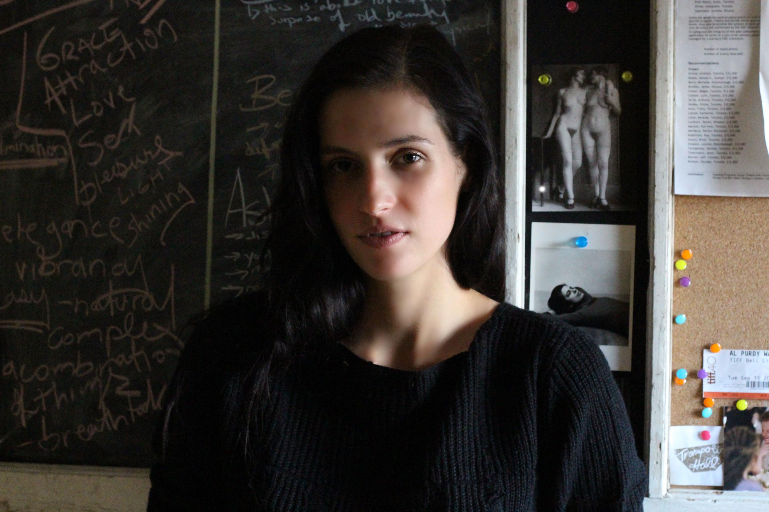 Katherine Leyton, courtesy of the author