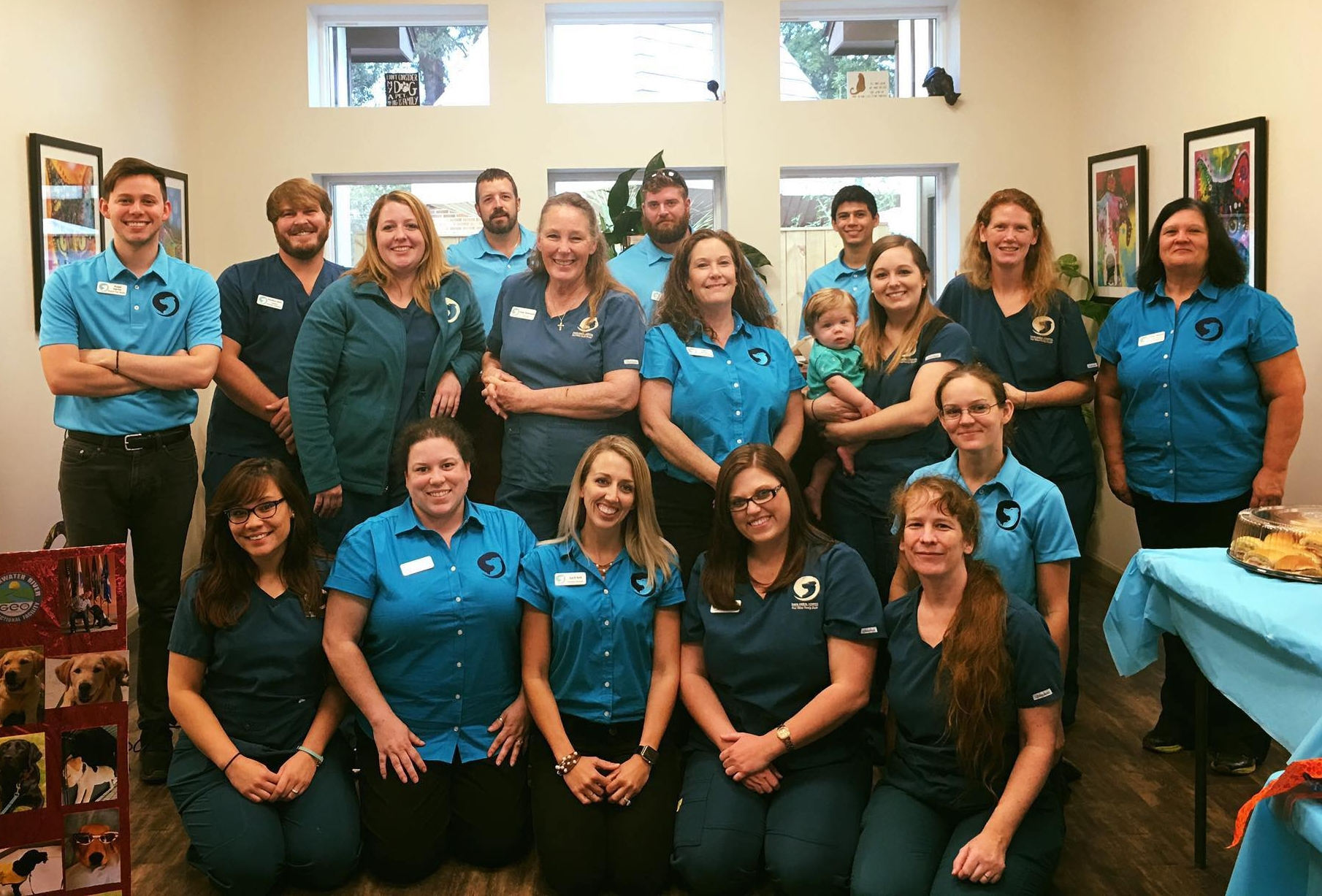 Our Family to Yours. - We're always hard at work to provide you with the best care. We believe you are family here.