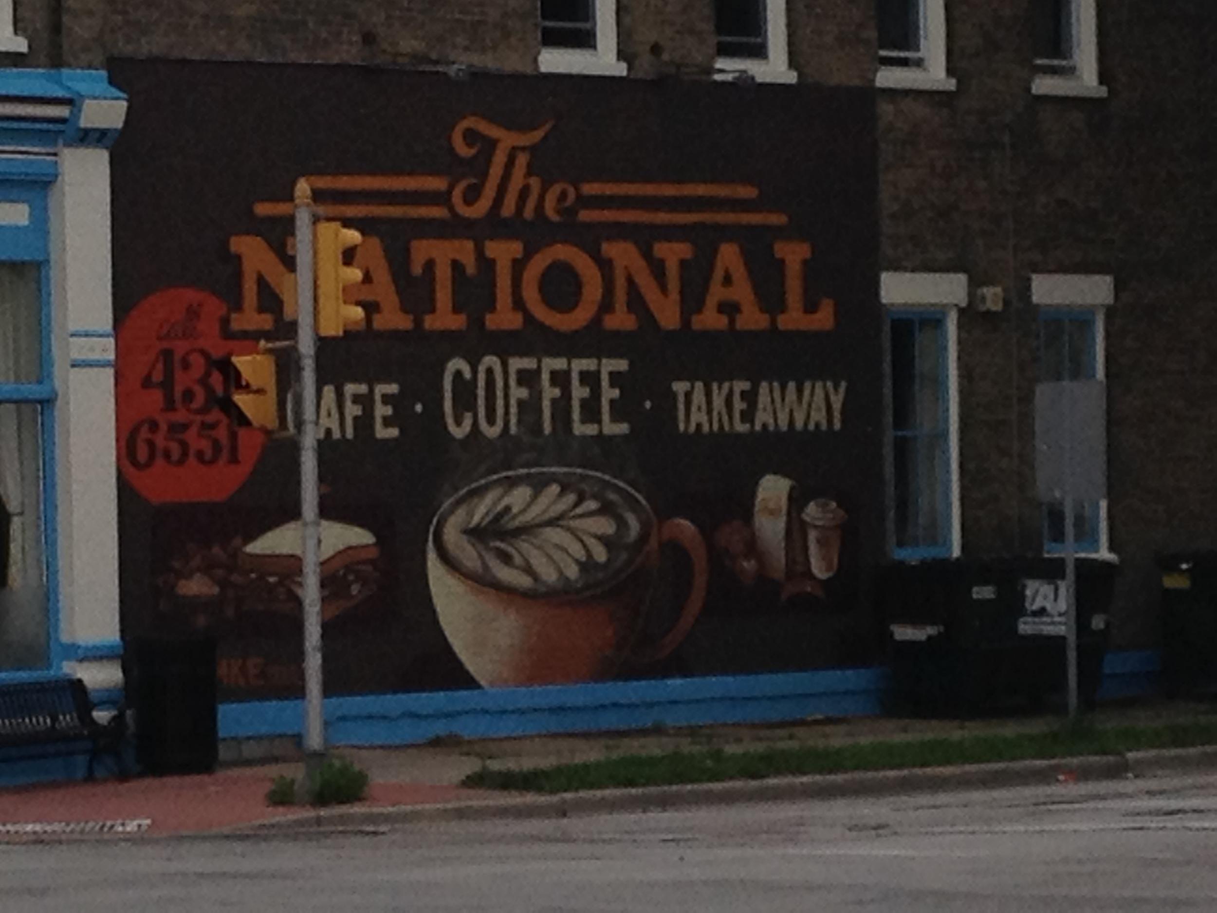 The National, Milwaukee, Summer 2014