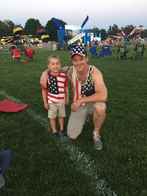 Appreciating America with nephews