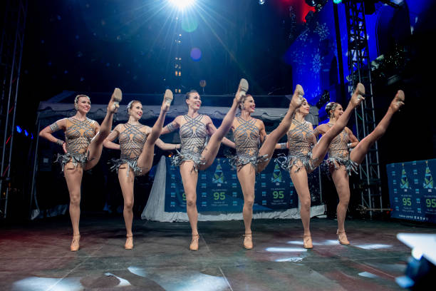 Rockettes at the NYSE