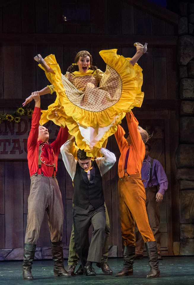 Seven Brides for Seven Brothers - Arizona Broadway Theatre