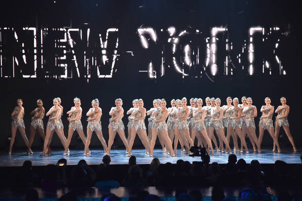 Rockettes at the Tony Awards