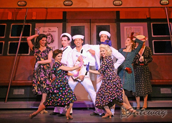 On the Town - Gateway Playhouse