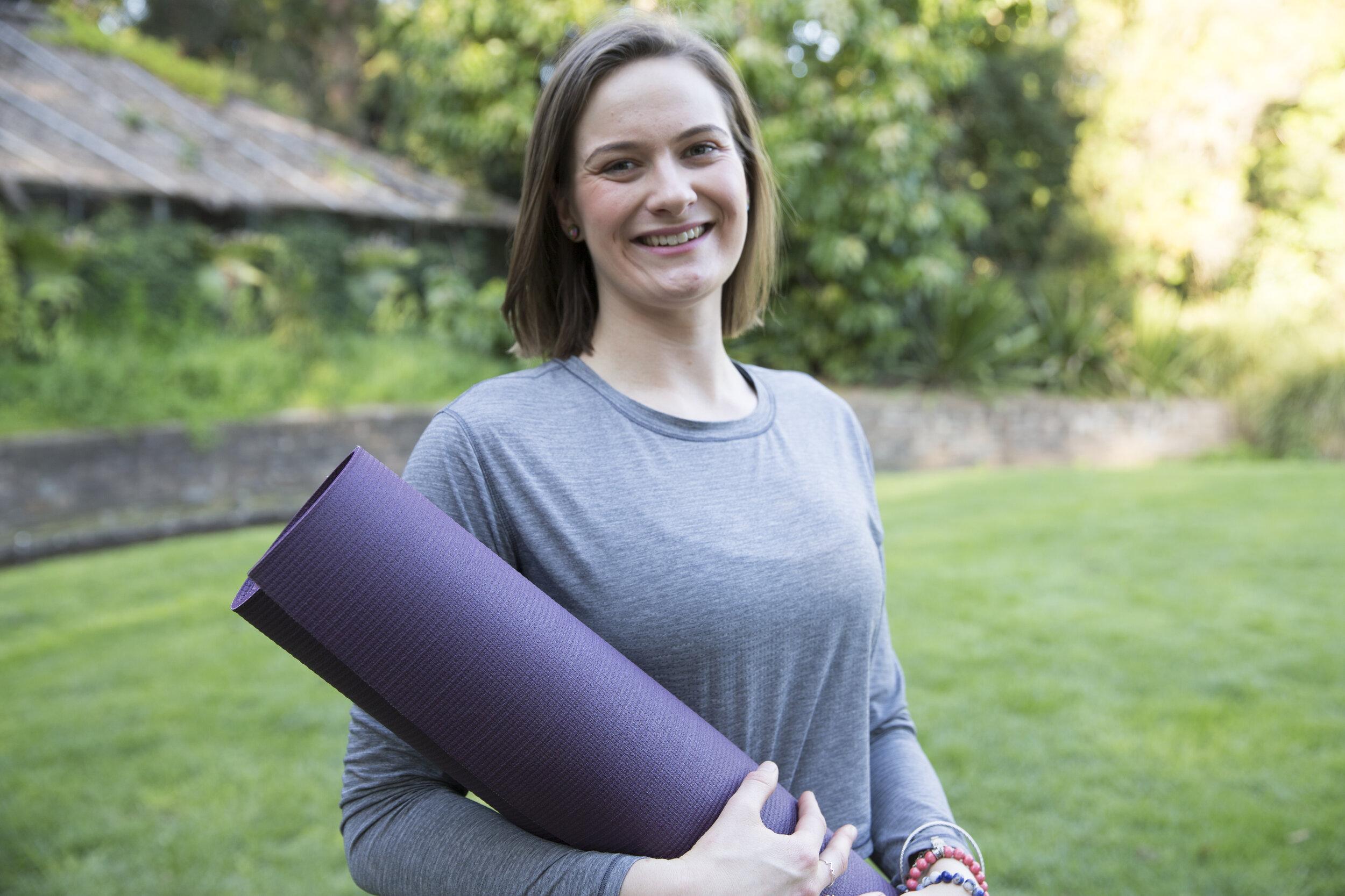 Squarespace Website Creation for Yoga Teachers