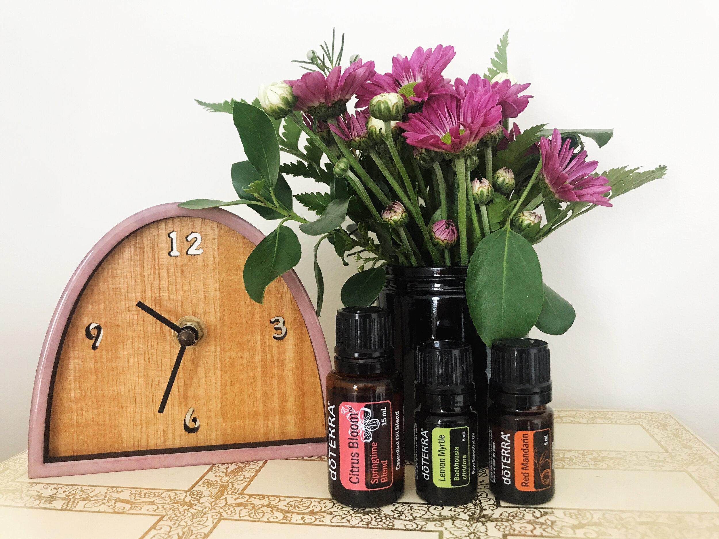 Essential Oils - Receive the three pictured limited edition oils free with your purchase before the 15th October.