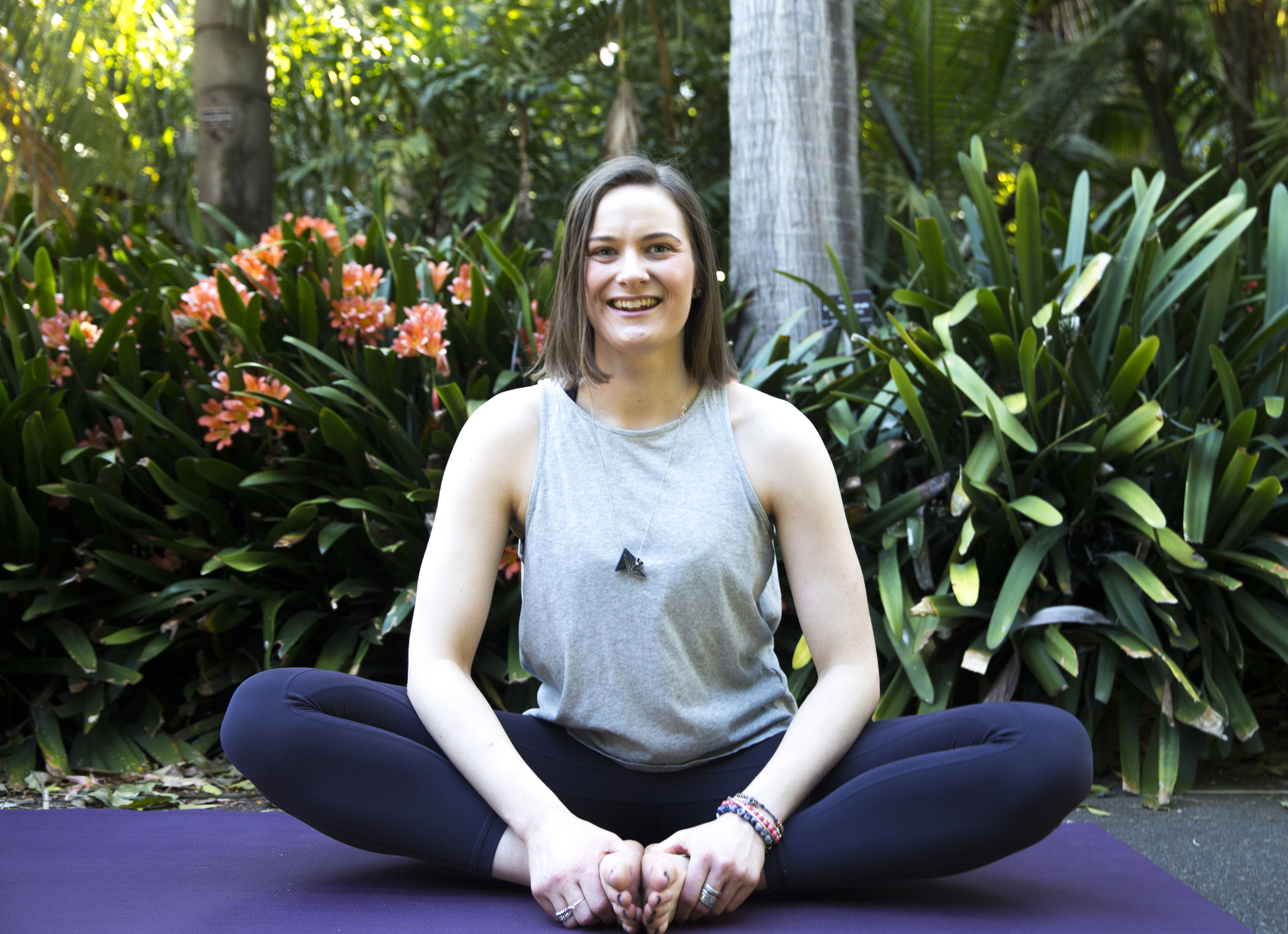 Yoga at Home - With Laura launches during October.