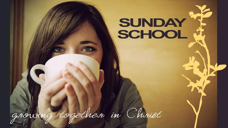 Every Sunday at 9:15 we have Sunday School for both the Attic and the Highway.  Stop by grab a cup of coffee and enjoy a time of fellowship.
