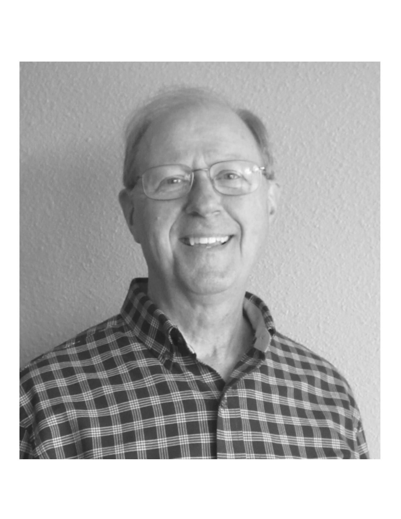 Geoff Geoffrion  Senior Adult Ministry