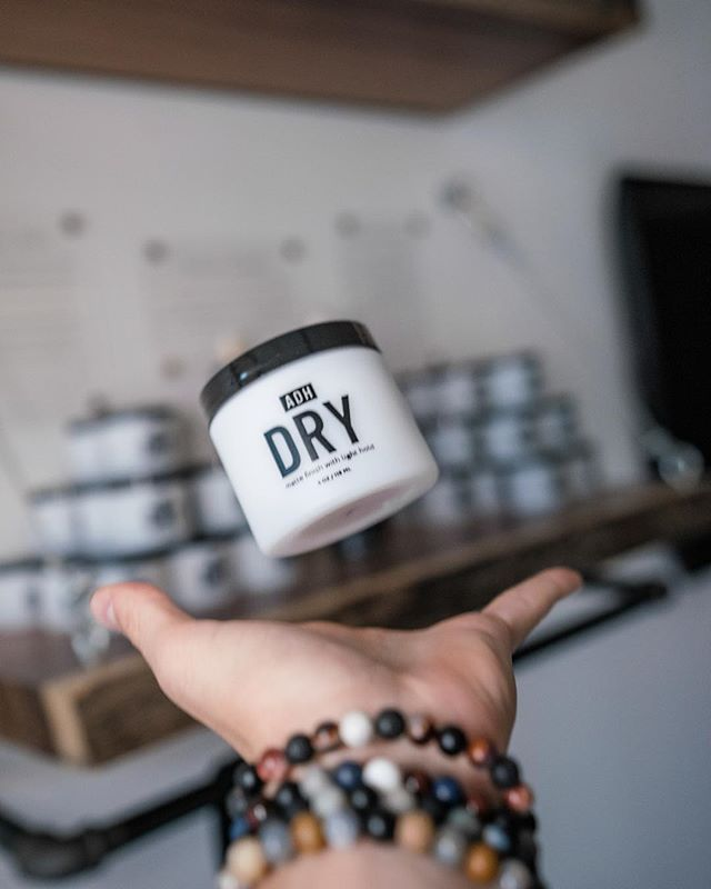 Grab a jar and toss it in your morning routine ✌🏻@adhbrand #hairKUTengineering . . . . #Pomadeshop #Pomades #PomadeStore #BarbershopConnect #BarbershopConnection #OCbarbershop #OCBarbers #FadeLife #TightFade #TightFades #OrangeCountyBarbers #MensHairCare #MensHairProducts #Barber #BarbershopConnect #BarberLove #BarbersIncTV #Barbering #BarberWorld #fridaysin #InternationalBarbers #BarberSince93 #fridayfashionfix #fridayvibes😎