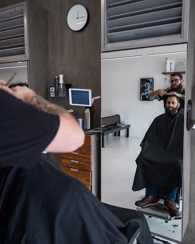 I'm starting with the man in the mirror ✂️ #hairKUTengineering . . . . #namethatartist #sundayfunday #sundaze #sundayvibes #HaircutsForMen #MensHaircutting #HaircutForMens #HaircutMen #HaircutMens #HaircutMenStyle #SalonForMen #MensSalon #MensStyleGuide #CaliLiving #CaliLife #CaliforniaIsHome #CaliforniaStyle #CaliStyle #CaliStyles #CaliforniaLivin #CaliforniaBoy