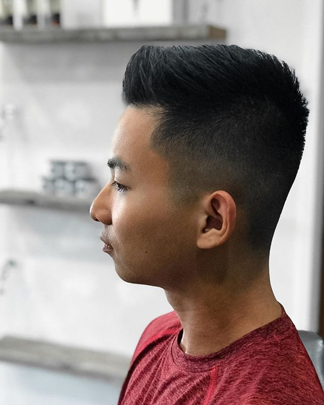 Thanks for coming in, @steve_ng19! 🙏🏻 ✂️: @queenhailee  #hairKUTengineering . . . . #MensHair #MensHairstyles #MensHairSalons #MensBarbershops #HaircutsForMen #MensHaircutting #HaircutForMens #HaircutMen #HaircutMens #HaircutMenStyle #SalonForMen #MensSalon #MensStyleGuide #CaliLiving #CaliLife #wednesdayishumpday #wednesdaylife #CaliStyle #CaliStyles #happyhumpdayeveryone #wednesdayvibes .