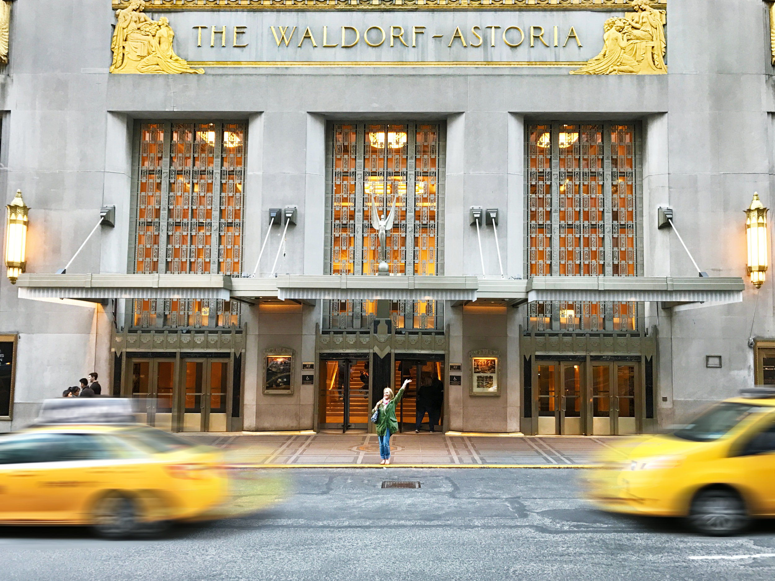 Waldorf-Astoria NYC