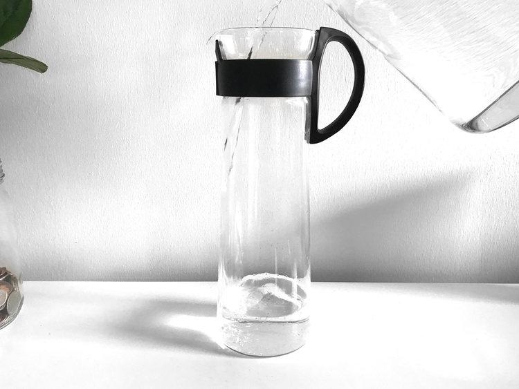 Yaass, fill that glass pitcher UP