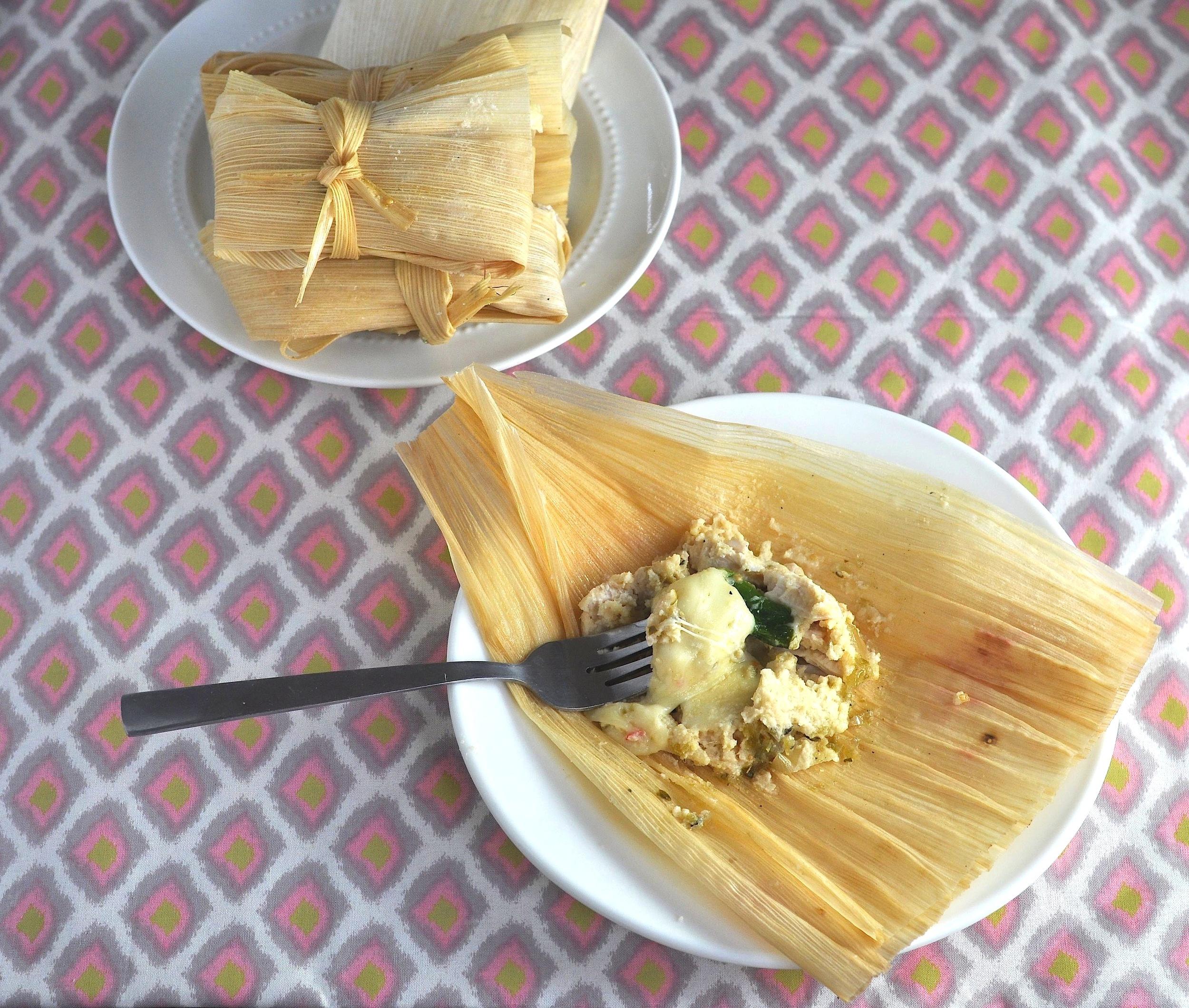 Low Carb Tamales
