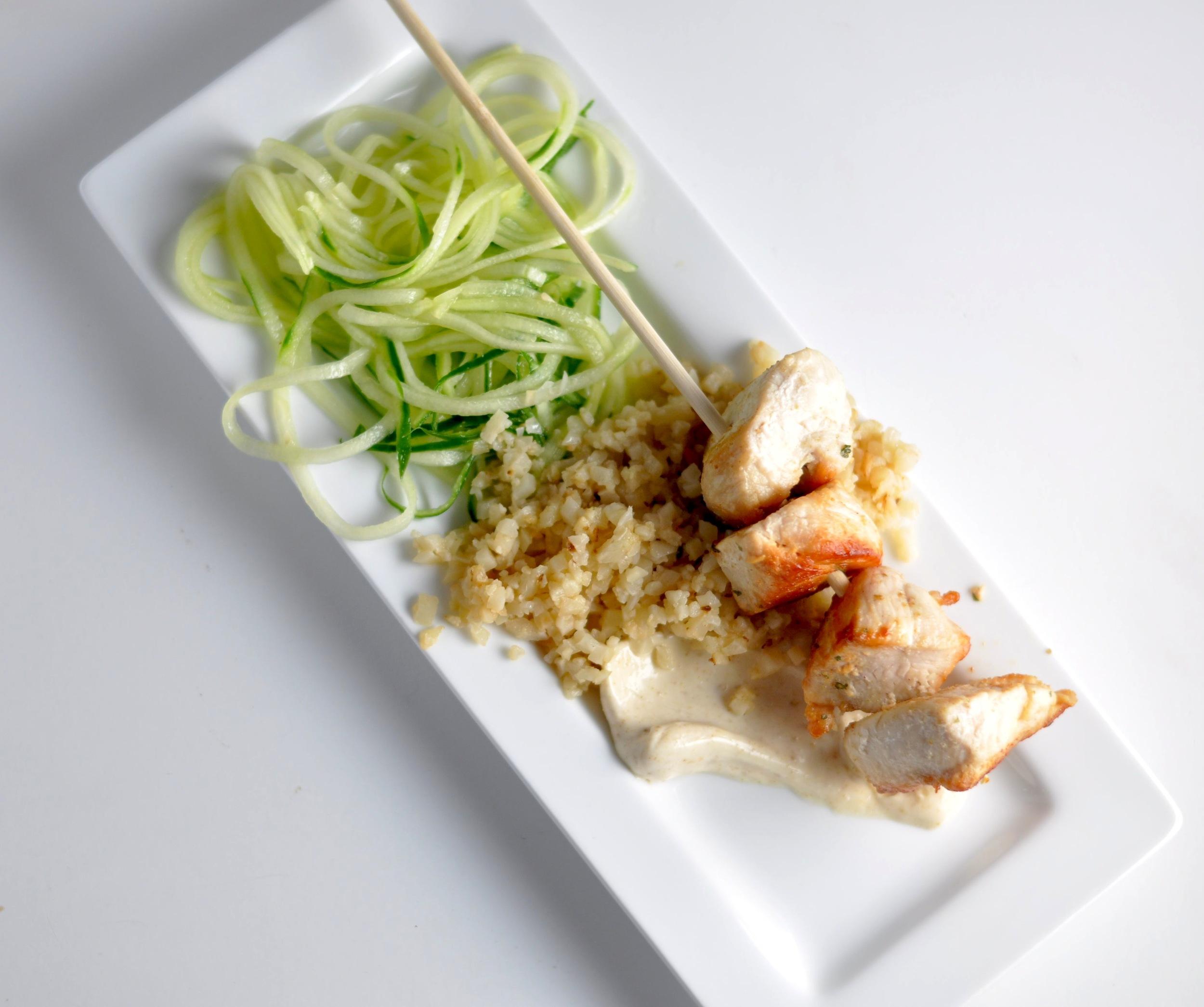 Greek Chicken Plate
