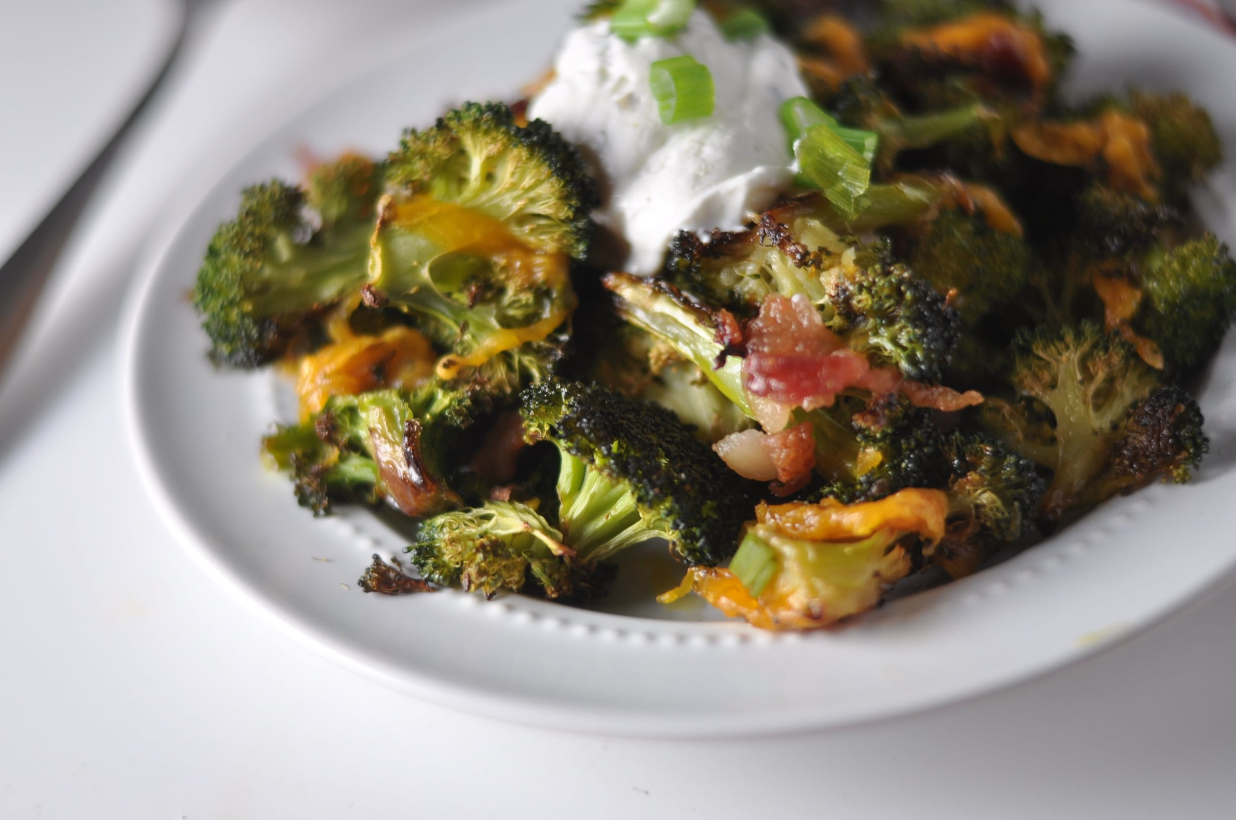 loaded broccoli fries 2