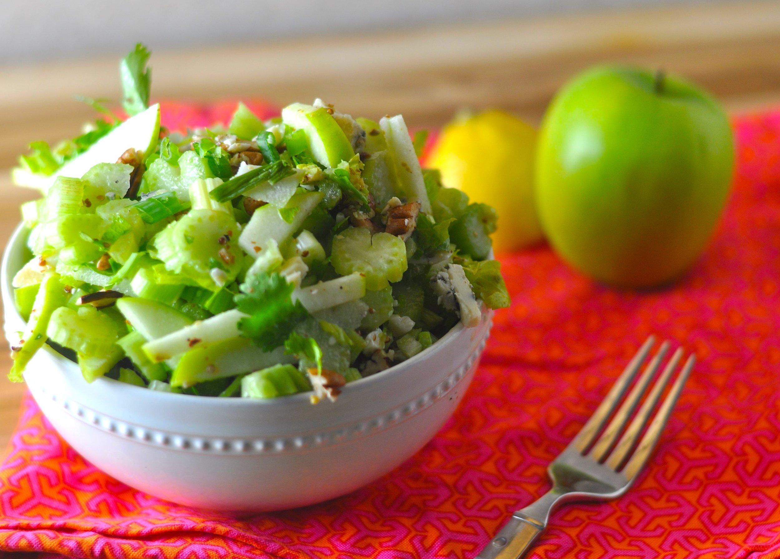 Celery Crunch Salad