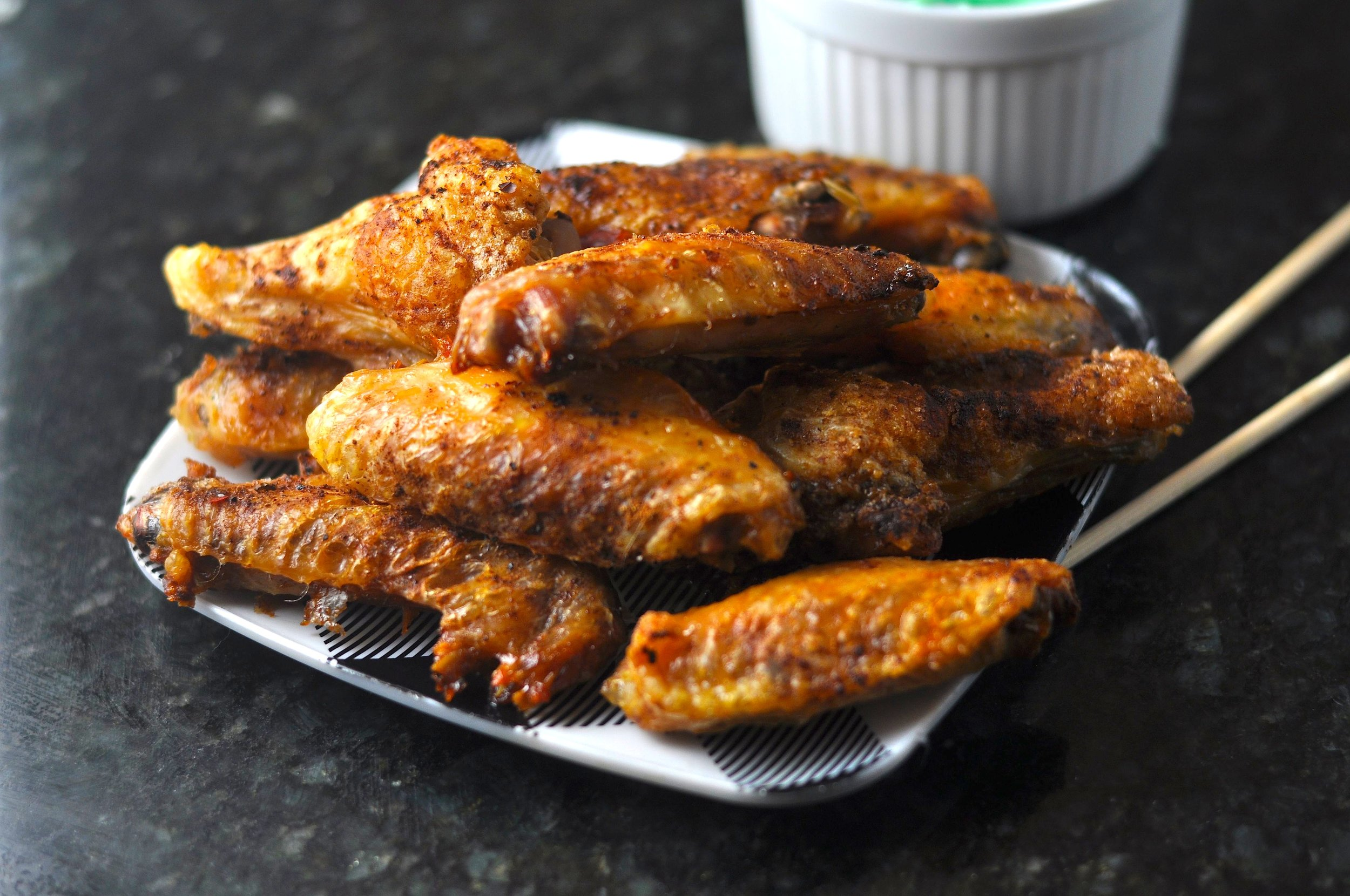 Five Spice Wings