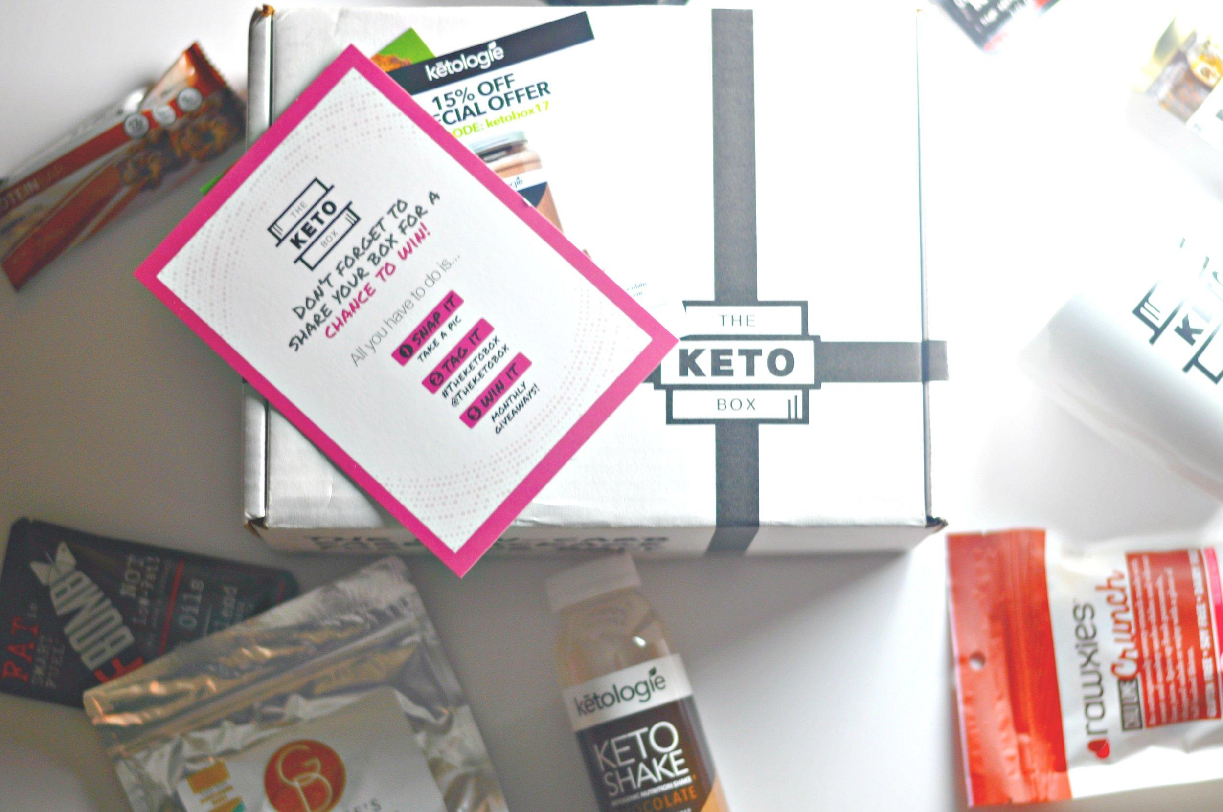 keto box 2