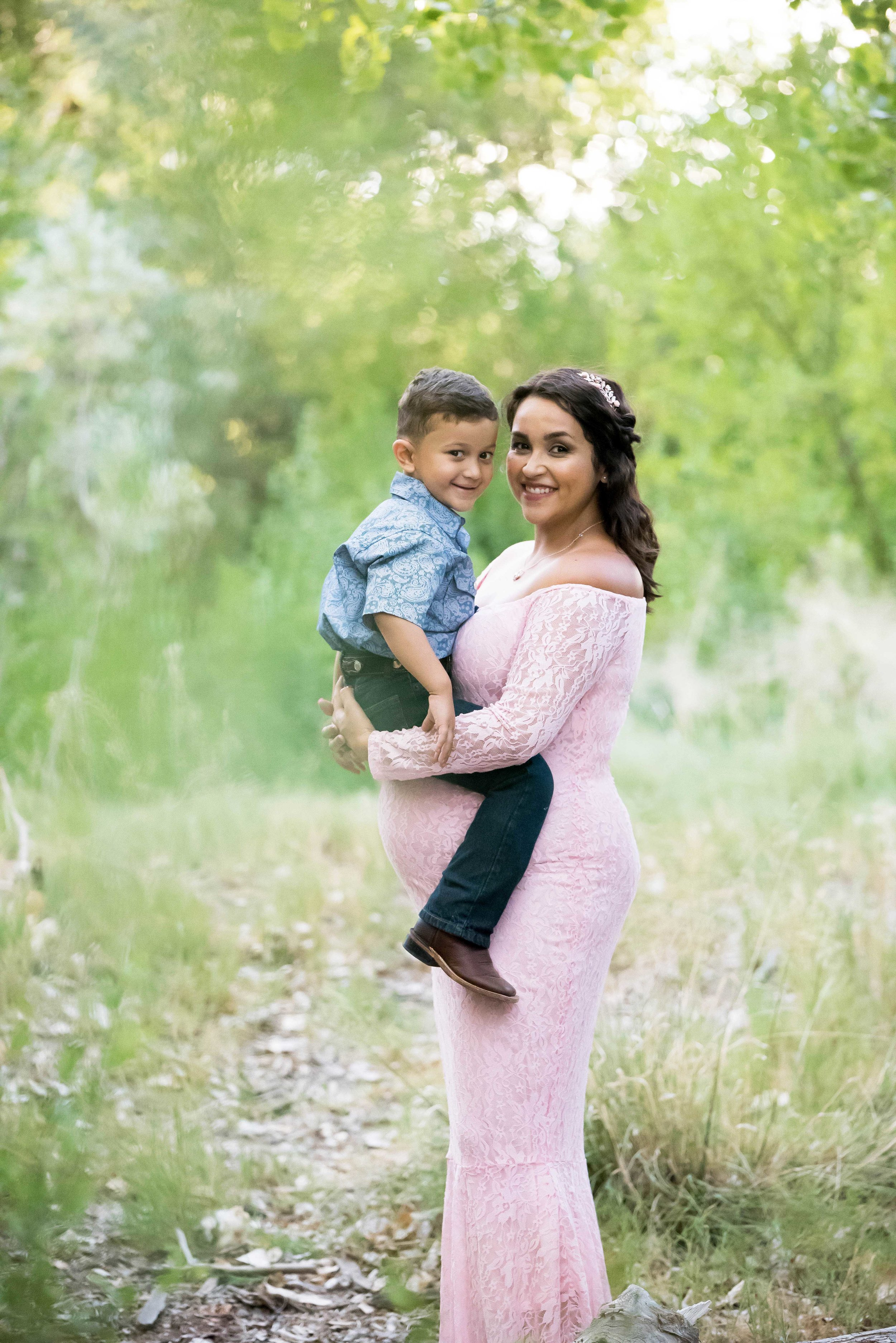 rio rancho maternity photographers