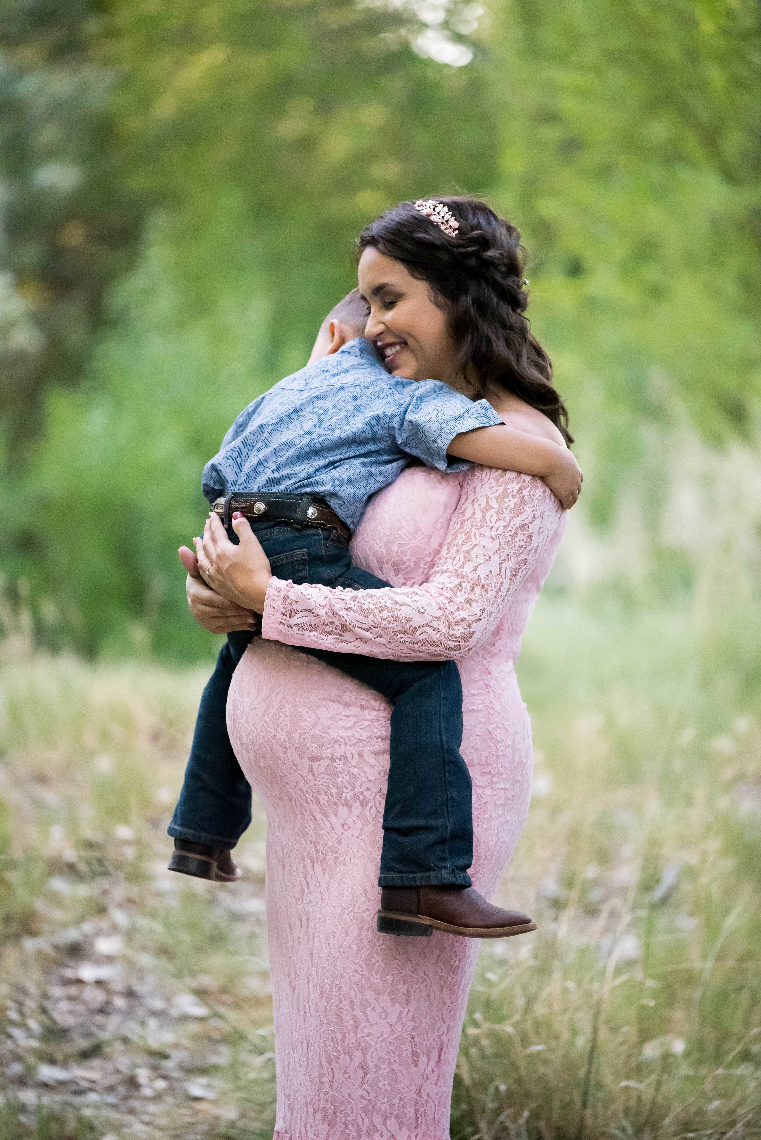 new mexico maternity photographers