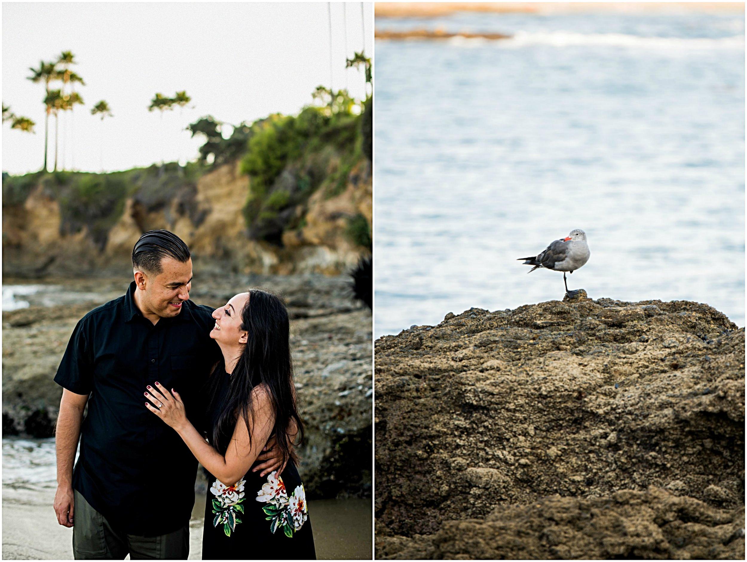 engagement photographers laguna beach