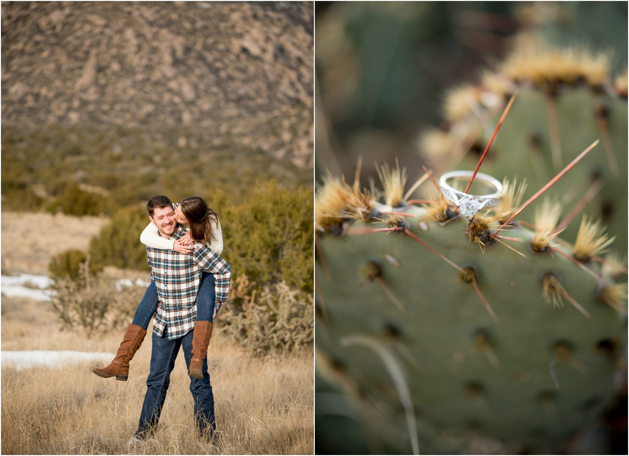 albuquerque engagement photography