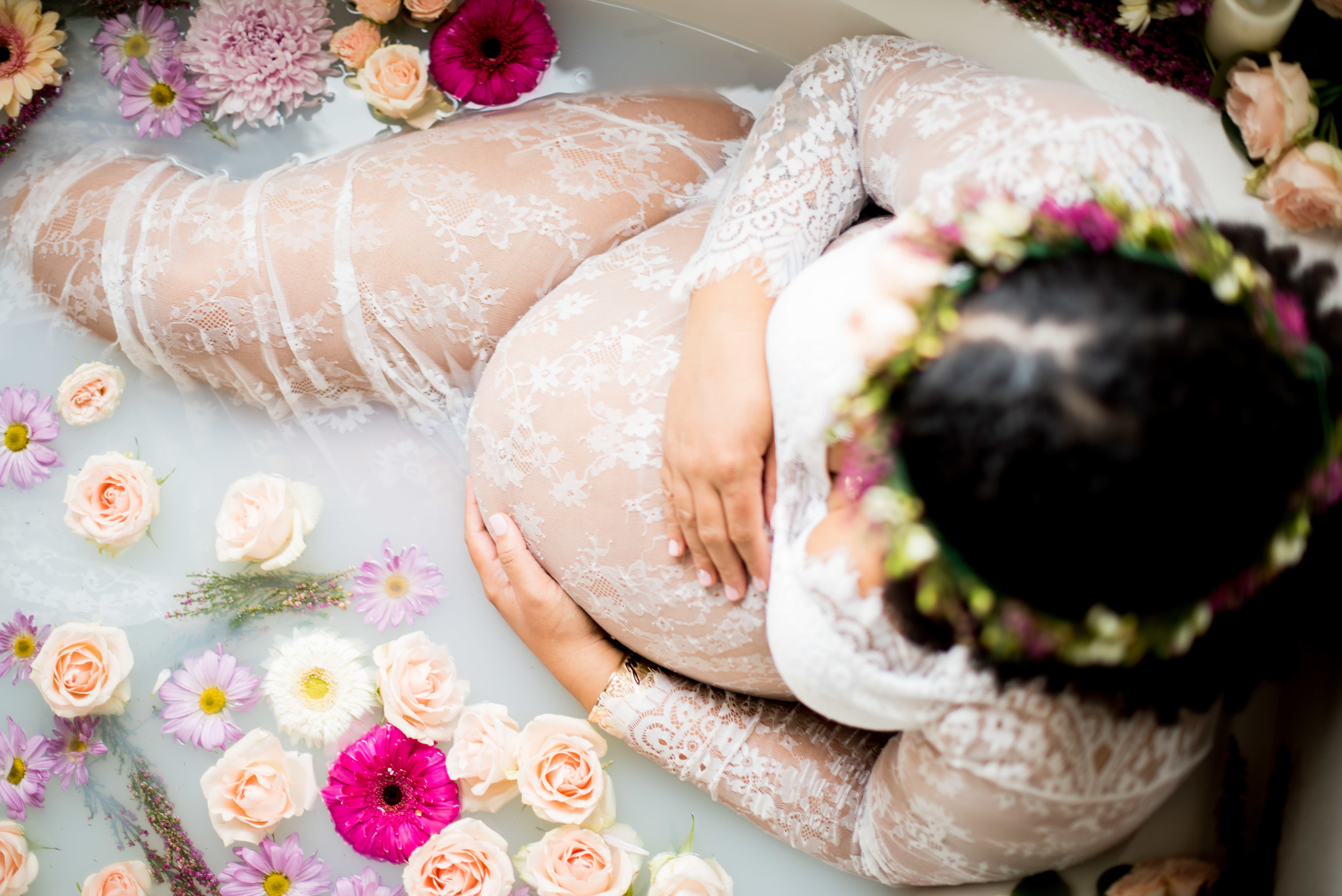maternity photographer santa fe