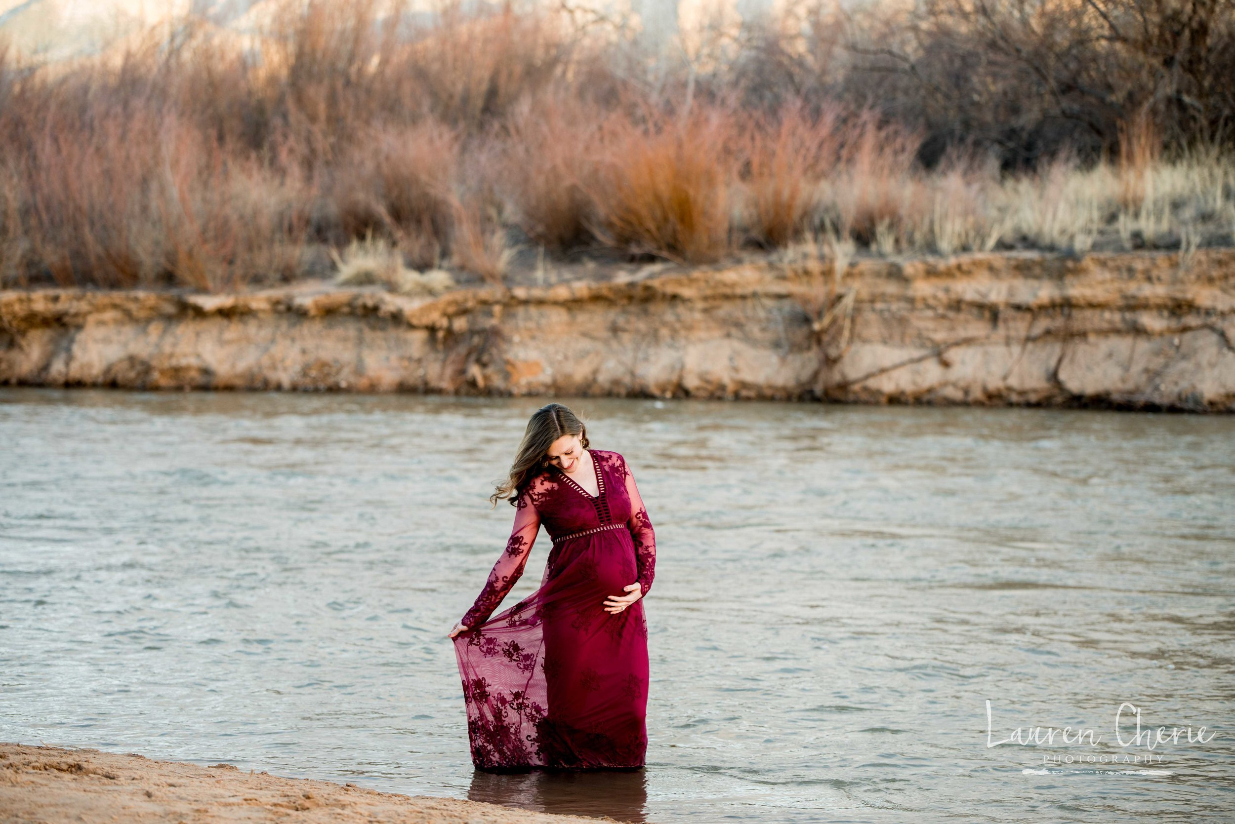 maternity photographer new mexico