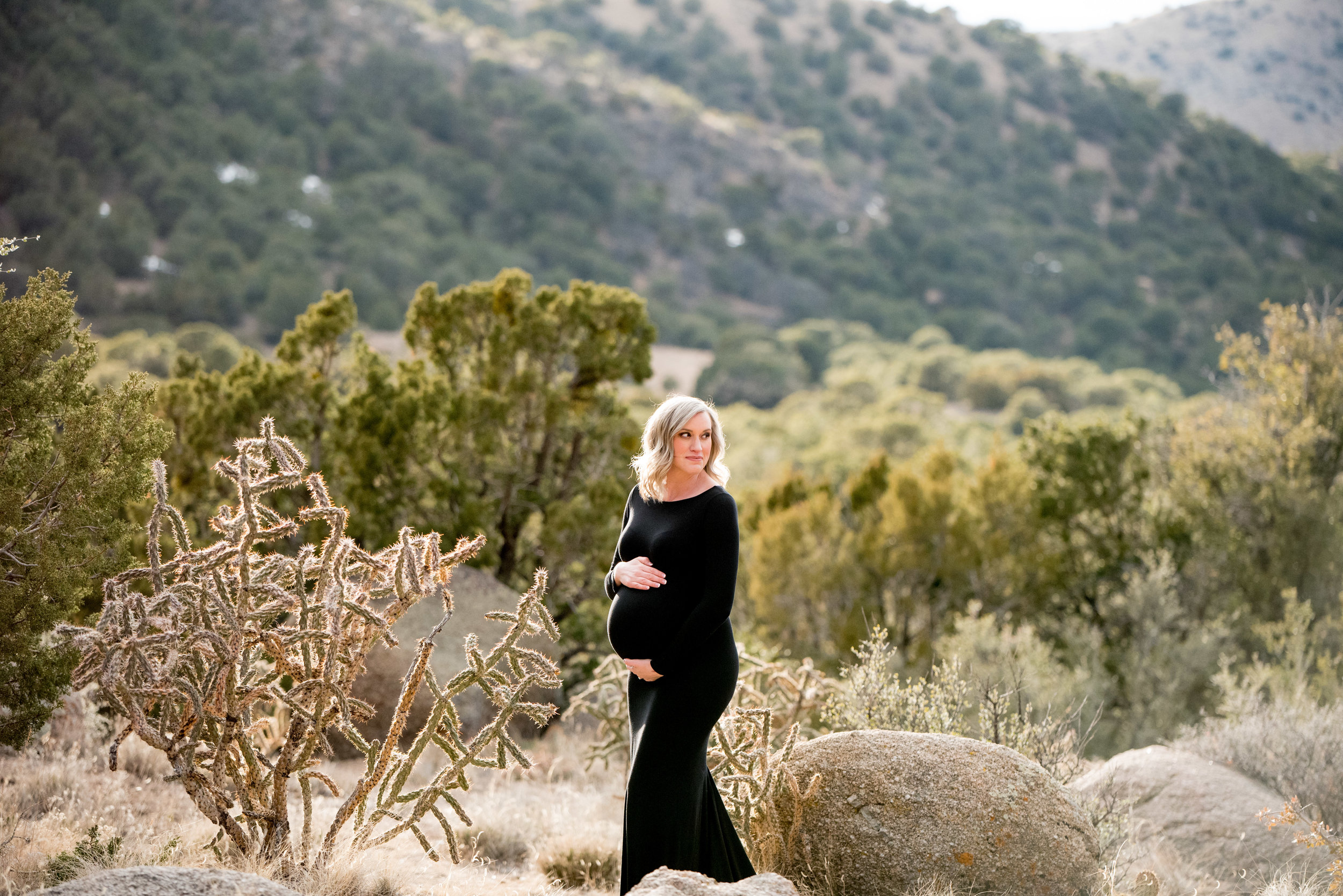 albuquerque maternity photographer