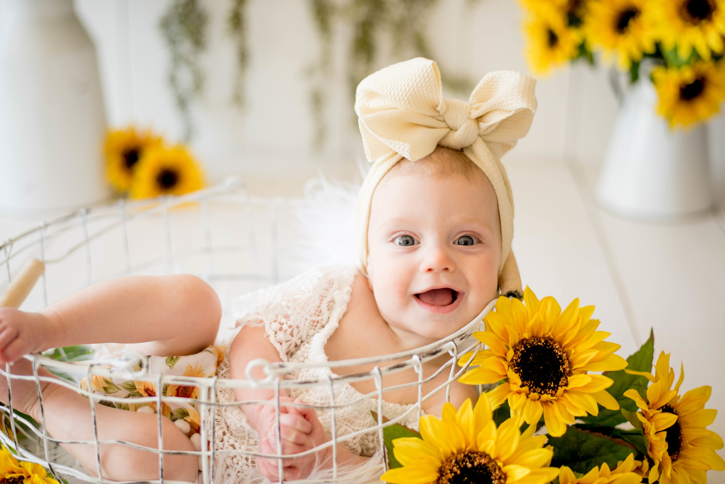santa fe baby photographer