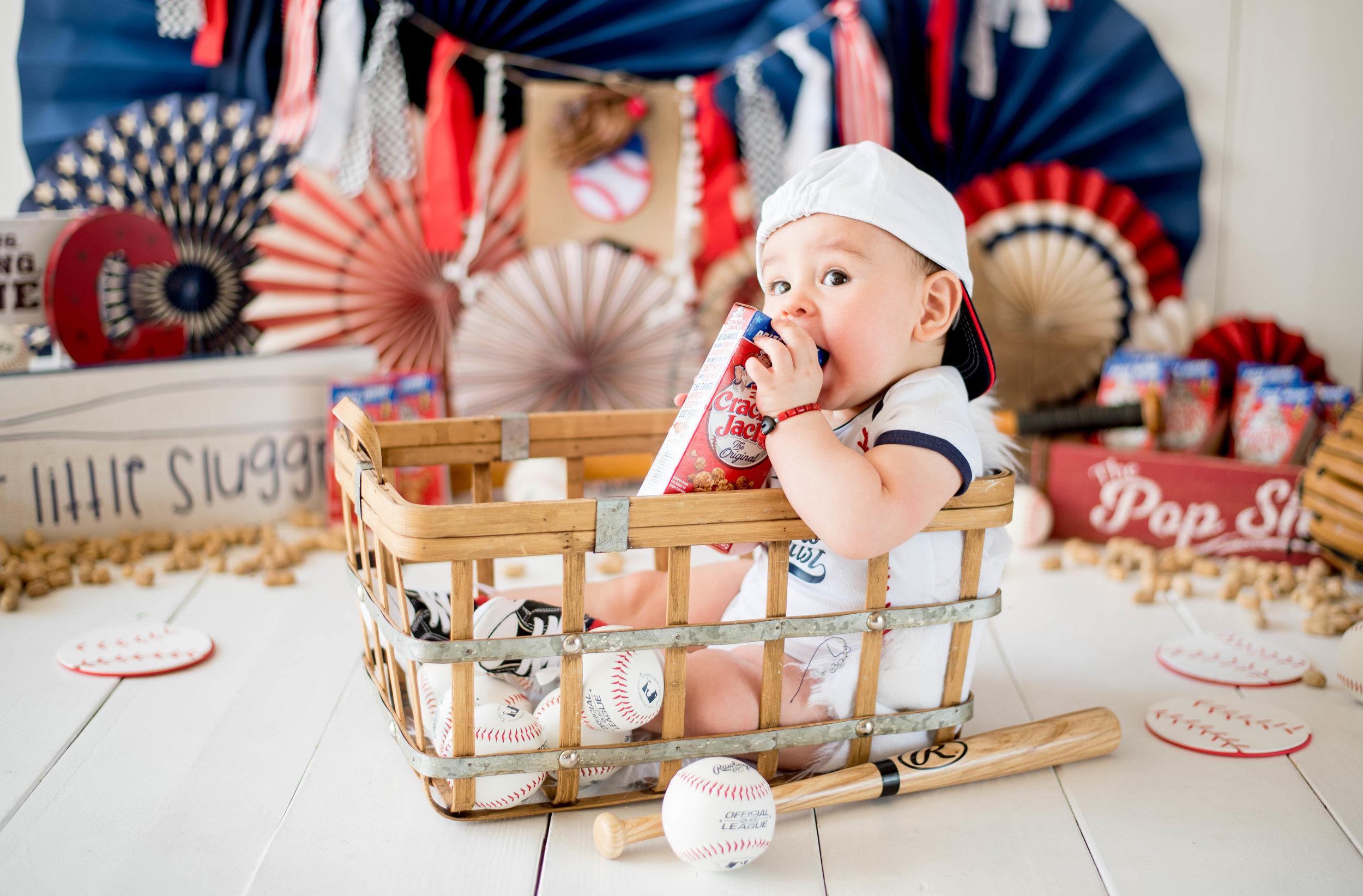baseball baby photos albuquerque
