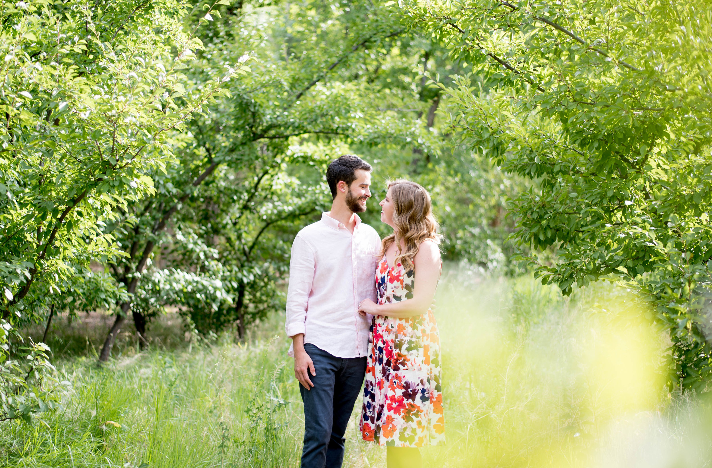 Engagement Photos in Albuquerque