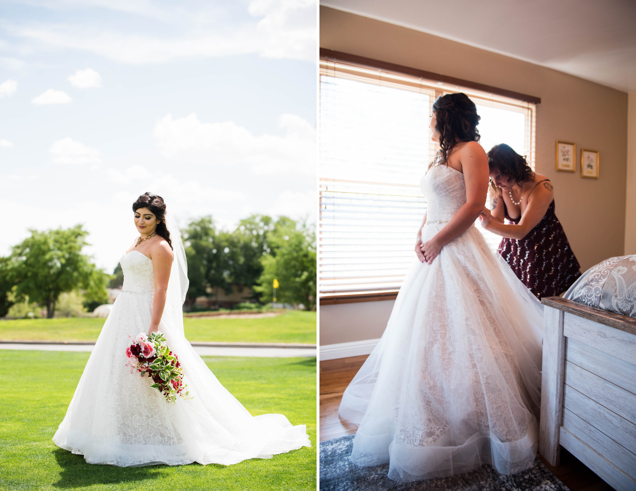 Paradise Hills Golf Course Wedding