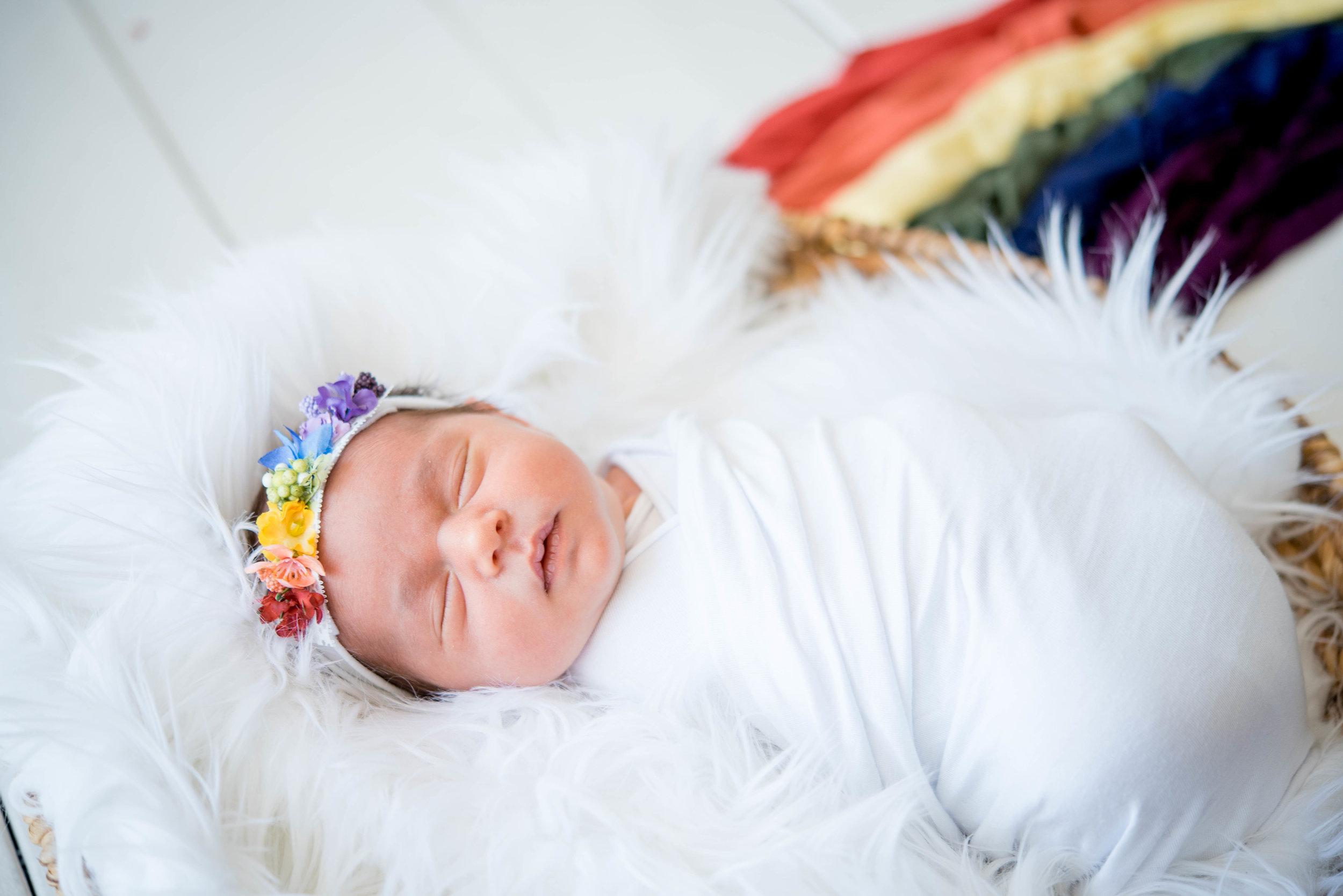 Newborn Photography Near Albuquerque